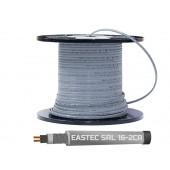 Греющий кабель саморегулирующийся с экраном EASTEC SRL 16-2 CR, 16 вт/м