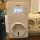 Терморегулятор Terneo srz с сенсорными кнопками