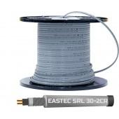 Греющий кабель саморегулирующийся с экраном EASTEC SRL 30-2 CR, 30 вт/м