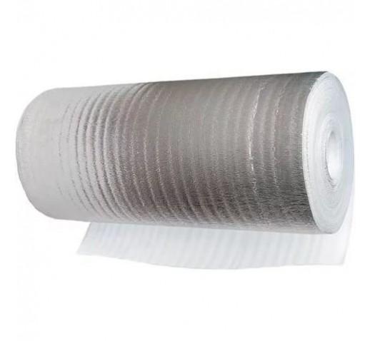 Теплоотражающая подложка Эконом, 3 мм х 1 м