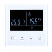 Терморегулятор Е93.716 программируемый белый