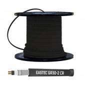 Греющий кабель саморегулирующийся Eastec с УФ-защитой GR30-2CR