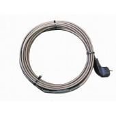 Греющий кабель саморегулирующийся на трубу Grand Meyer PHC-16.7, 16 вт/м