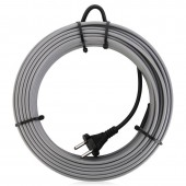 Греющий кабель саморегулирующийся на трубу 1 метр, 16 вт/м, без экрана