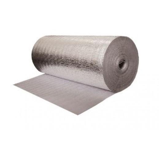 Подложка металлизированная теплоотражающая, 1000x3 мм