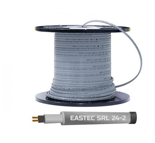Греющий кабель без оплетки EASTEC SRL 24-2
