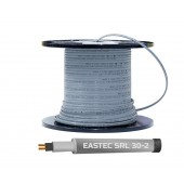 Греющий кабель саморегулирующийся без экрана EASTEC SRL 30-2, 30 вт/м