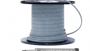 Виды греющего кабеля, области применения