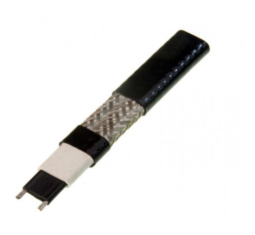 Саморегулирующийся греющий кабель Shtein SWT-24 MP UV, экран, УФ-защита