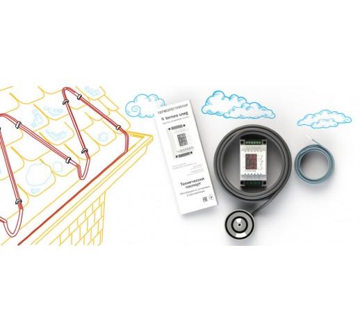 Терморегулятор Terneo Sneg с датчиком осадков