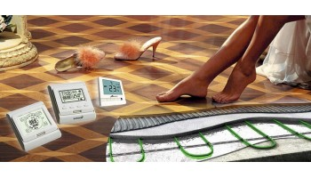 Виды и особенности терморегуляторов для теплого пола