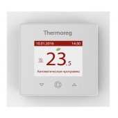Терморегулятор программируемый Thermoreg TI 970 белый