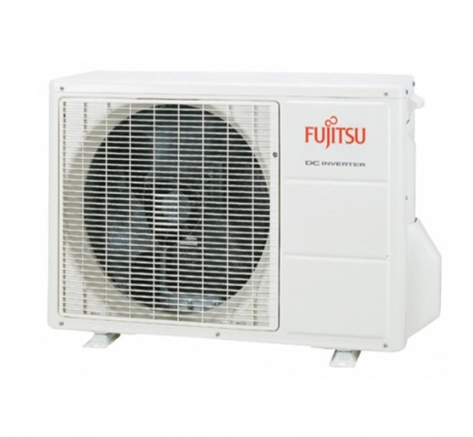 Настенная сплит-система Fujitsu серии Airflow Nordic ASYG12LMCB/AOYG12LMCBN