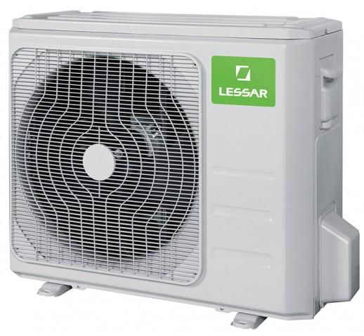 Инверторная сплит-система Lessar серии Inverto LS-HE09KLA2A / LU-HE09KLA2A