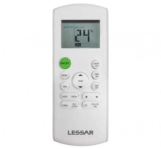 Сплит-система Lessar серии Cool+ LS-H09KPA2/LU-H09KPA2