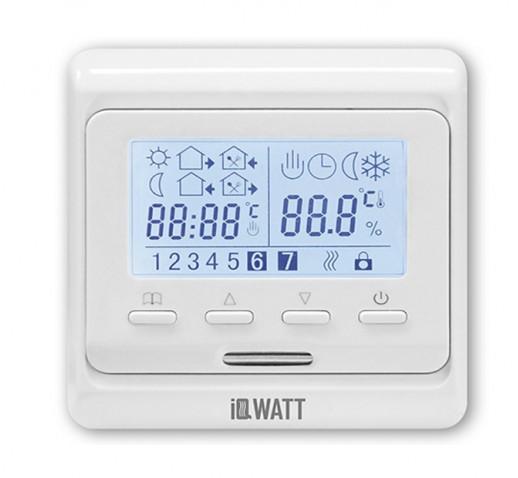 Терморегулятор IQ THERMOSTAT P (программируемый)