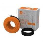 Теплый пол в стяжку IQ Floor Cable 20 м