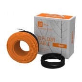 Теплый пол в стяжку IQ Floor Cable 80 м