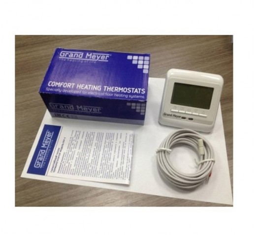 Терморегулятор программируемый Grand Meyer  PST-3