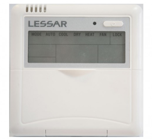 Напольно-потолочная сплит-система Lessar LS-HE36TMA4 / LU-HE36UMA4