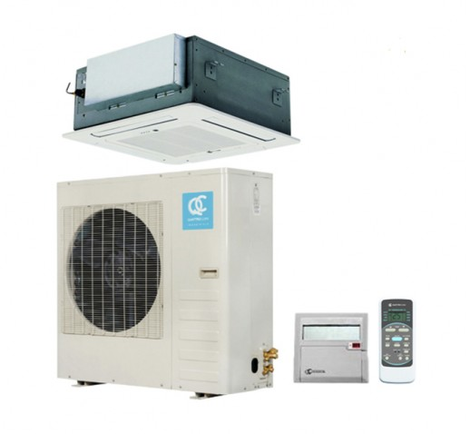 Кассетная сплит-система QuattroClima QV-I12CE/QN-I12UE/QA-ICP5