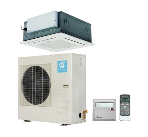 Кассетная сплит-система QuattroClima QV-I24CE/QN-I24UE/QA-ICP6