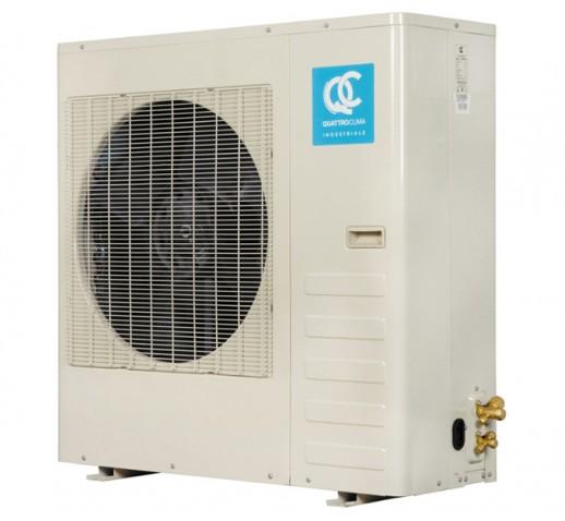Напольно-потолочная сплит-система QuattroClima QV-I36FE/QN-I36UE