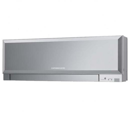 Инверторная сплит-система Mitsubishi Electric MSZ-EF25 VE/ MUZ-EF25 VE S (silver)