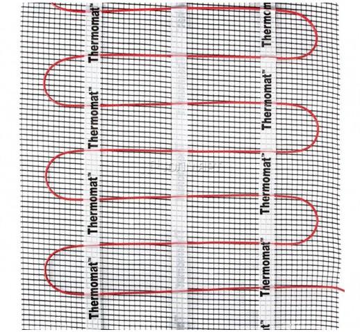 Нагревательный мат Thermomat 180 4 кв.м