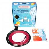 Греющий кабель саморегулирующийся в трубу 15 Вт/м, 4 метра, 60 Вт