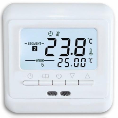Терморегуляторы для теплых полов.