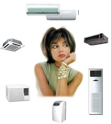 Как выбрать кондиционер в квартиру?